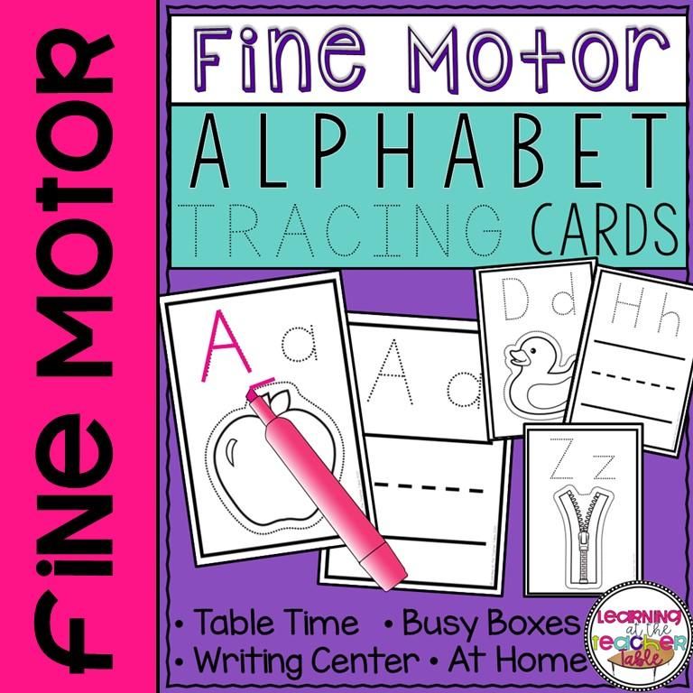 Alphabet-Tracing-Fine-Motor