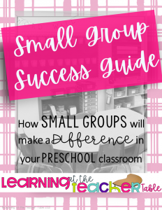 Free Small Group Success Guide