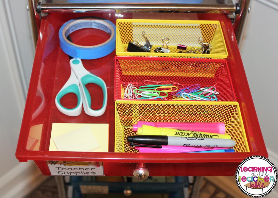small group teacher supplies